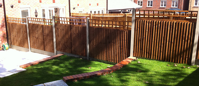 The Paving Company - Fencing